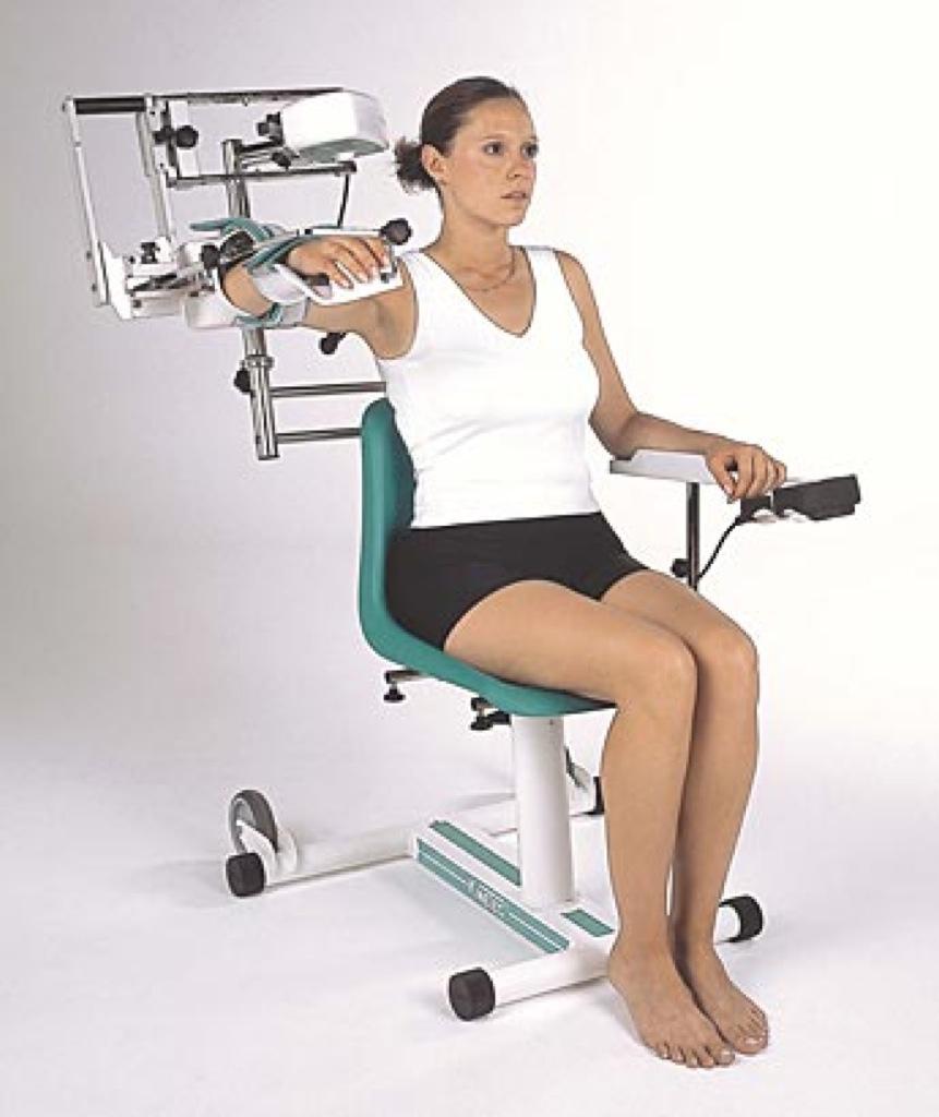 centura shoulder cpm machine