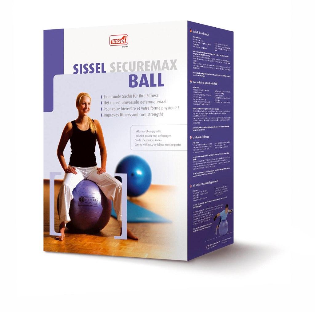 sissel securemax exercise ball revalidatieproducten. Black Bedroom Furniture Sets. Home Design Ideas